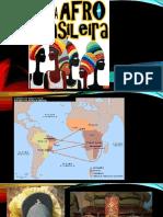 Cultura Afro Brasileira 2 º e