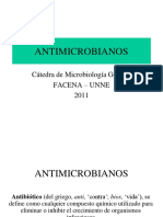 Antimicrobiano 2011