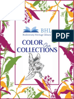 2018 BHL Coloring Book