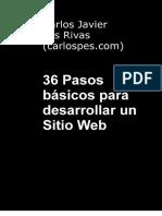 36 Pasos Basicos Para Desarrollar Un Sitio Web_1 (Pags 1 20)