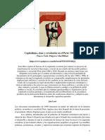 Jan Lust - Capitalismo, Clase y Revolución en El Perú - 1980-2016