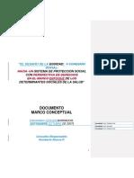 Documento DDSS Tercer Borrador