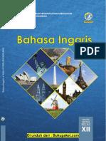 Buku Siswa Bahasa Inggris Kelas 12 Edisi Revisi 2018