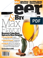 Craft Beer Brewing OctoberNovember 2017