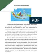 Batas-batas Wilayah Perairan Indonesia