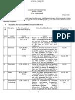 Cochin Shipyard Railway Recruitment 2018 Executive Trainees 35 Posts Reeg Jobs