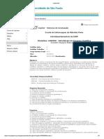 EMENTAS - 2200300 - Metodologia Da Pesquisa Científica