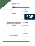 Plan de Trabajo Mecanismos Equipo 11