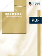 Historia Sergipe