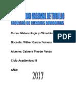 Radiacion Uv Informe