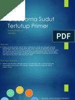 Glaucoma Sudut Tertutup Primer.pptx