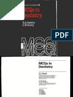 MCQs in Dentistry