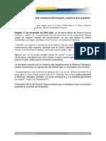 CD Micos Reforma Tributaria