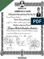 Diploma Bachiller-gilman Montalvo