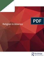 Religion in America FINAL