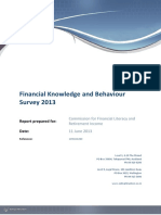 Financial Survey