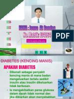 Tugasan 7 Diabetes(Tanpa Guna Menu)