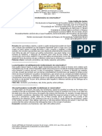 SANTOS, Tânia Coelho dos - Psicanálise é Politicamente Revolucionária ou Conservadora - Texto..pdf