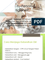 Personal Higiene Ppt