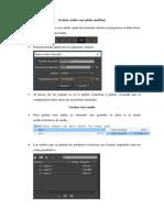 Practica Adobe Audition
