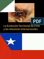 La Evolución Territorial de Chile