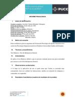 Informe Matrices