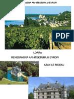 Renesansna Arhitektura u Evropi(m)