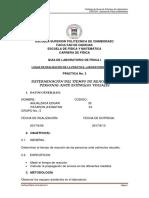 práctica 3 DETERMINACIÓN DEL TIEMPO DE REACCIÓN DELAS PERSONAS ANTE ESTÍMULOS VISUALES.docx