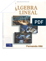 algebra lineal, Fernando Hitt.pdf