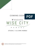 Wadhwa Wise City Panvel