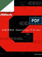 ASRock fatality itx