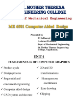 ME-6501Computer Aided Design (CAD)WITH QB