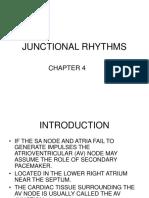 Junctional Rhythms