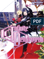 Infinite Dendrogram Volume 3 by isekaipantsu