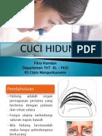 Cuci Hidung Dr.fikry