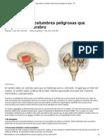 Mala Cabeza_ Costumbres Peligrosas Que Perjudican Al Cerebro – RT