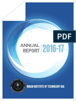 Annual Report Iit Goa English