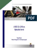 A MÁV Zrt. 2016-os fejlesztési tervei.pdf