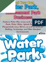 Start Your Own Water Park, Amusement Park Business-268969-.pdf