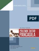 Polemik Tafsir Pancasila