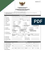 Formulir Isian Pegawai 2018.xls