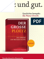 Ploetz Chronik Prospekt