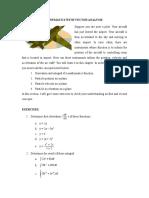 Kinematics With Vector Analysis