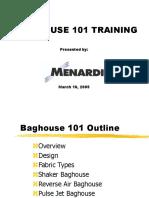Baghouse 101 Seminar 2005