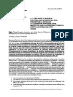 Nécessité Urgente de Préserver Les Intérêts Vitaux de l'Etat Dans Le Cadre de La Réhabilitation Technique de La CRTV Et de La Migration Vers La TNT