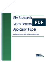 Video Perimeter Security Application Paper