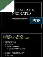12 Infeksi Pada Neonatus