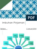 Imbuhan Pinjaman