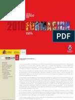 Cursos de Formación de la Escuela Nacional de Protección Civil * 2 semestre 2010