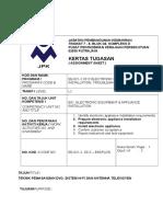 1-Assignment Sheet Pemasangan (1)